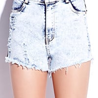 Daring Acid Wash Cutoffs