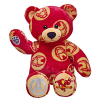 16 in. Iron Man Bear