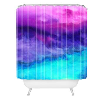 Jacqueline Maldonado The Sound Shower Curtain