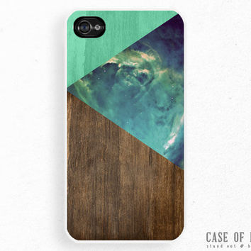 iPhone 5 4 Abstract Case  Galaxy Nebula by CaseOfIdentity on Etsy
