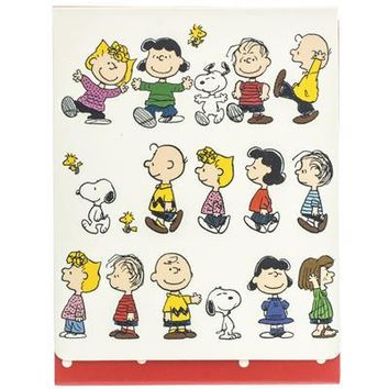 Peanuts Gang Pocket Note