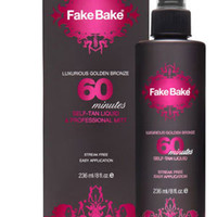 Fake Bake 60 Minute Tan Spray, 8 Ounce