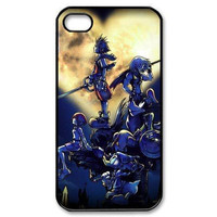 Kingdom Hearts Phone Case for iPhone 4S 5 5S 5C 6 6S Plus & Samsung Galaxy S3 S4 S5 Mini S6 Edge Plus A3 A5 A7 Note 2 3 4 5