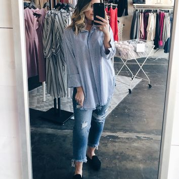 Touch The Sky Blouse