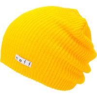 Neff Daily Mustard Yellow Beanie