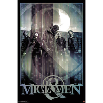 Of Mice & Men - Domestic Poster