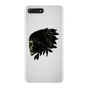 indian skull native american iPhone 7 Plus Case