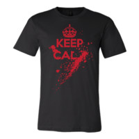 KEEP CALM AND BLOOD