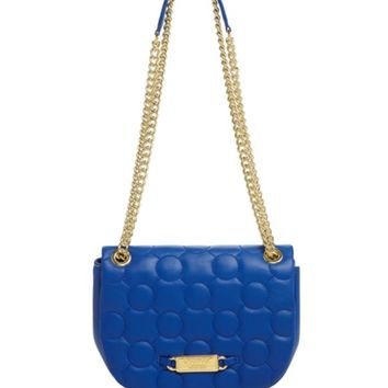 Boutique Moschino Shoulder Bag - Quilted Small Gold Chain | Bloomingdales's