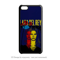 Lana Del Rey Album iPhone 5S Case Wijayanty.com