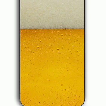 iPhone 5C Case - Hard (PC) Cover with Cheers For Green Beer Plastic Case Design