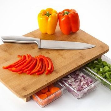 Mocubo Cutting Board