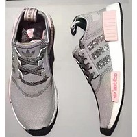 x1love : Adidas NMD individuality Sequins Fashion Trending Women Leisure Running Sports Shoes