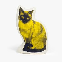 Fauna Cushion Siamese Cat - Pop! Gift Boutique