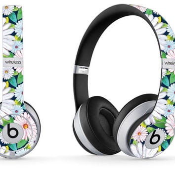 New Beginnings Vinyl Skin Decal for Beats by Dre - Trendy Cute Stylish Gadget Glam for Woman / Girl