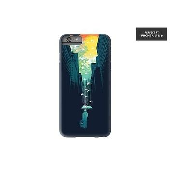 I Want My Blue Sky Mobile Cover