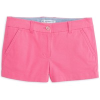 "3"" Leah Short in Berry by Southern Tide - FINAL SALE"