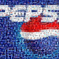 Amazing NEW PEPSI Montage poster WOW numbered to 25