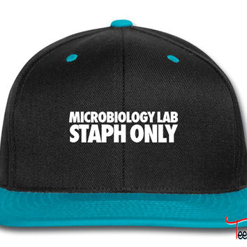 Microbiology Lab Staph Only Snapback