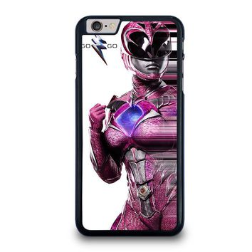 PINK POWER RANGERS iPhone 6 / 6S Plus Case Cover