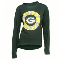 Green Bay Packers Home Field Long Sleeve Crew Neck