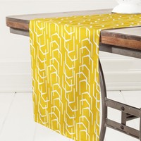 Heather Dutton Going Places Sunkissed Table Runner