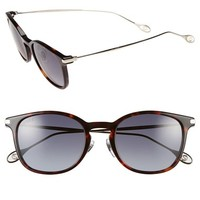 Women's Gucci 51mm Retro Keyhole Sunglasses