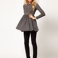 ASOS Tunic in Crepe