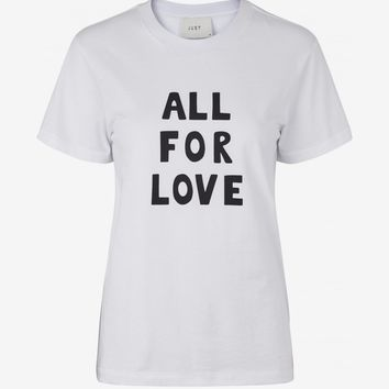 All For Love Tshirt