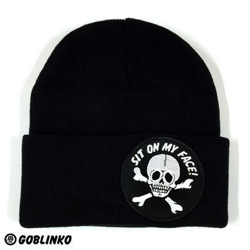 GOBLINKO PATCH HAT - SIT ON MY FACE