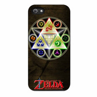 Legend Of Zelda Triforce iPhone 5/5s Case