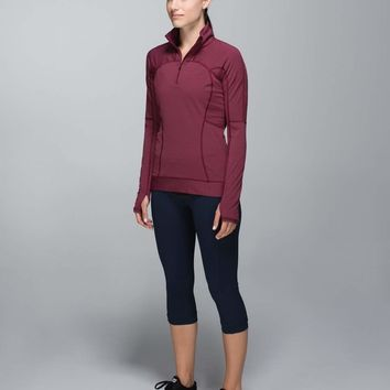 Run For Gold 1/2 Zip