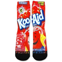Kool Aid OH YEAH Custom Athletic Fresh Socks