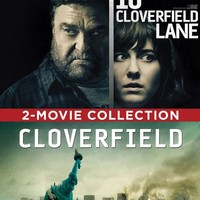 10 Cloverfield Lane/Cloverfield [DVD]