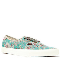 Vans Footwear The Authentic CA Sneaker in Hula Camo Aluminum : Karmaloop.com - Global Concrete Culture