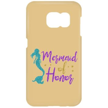 Mermaid Of Honor Samsung Galaxy S7 Phone Case
