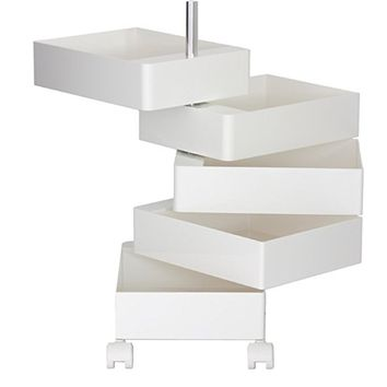 Magis Design 360° Container 5 Drawers White