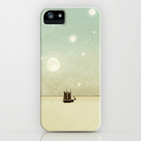 The night became bright / Color option iPhone & iPod Case by Elisabeth Fredriksson | Society6