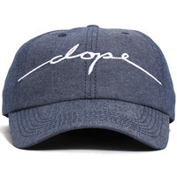 Cosign Dad Hat Blue Chambray
