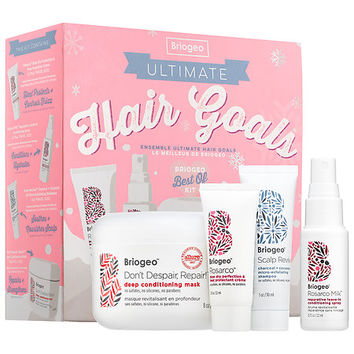 Ultimate Hair Goals Best of Briogeo Kit - Briogeo | Sephora