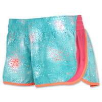 Women's Nike Dash Galaxy Print Running Shorts