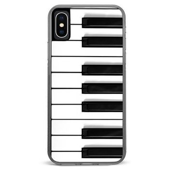 Piano Keyboard iPhone XR case
