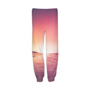 Summer - Sweatpant created by HappyMelvin | Print All Over Me