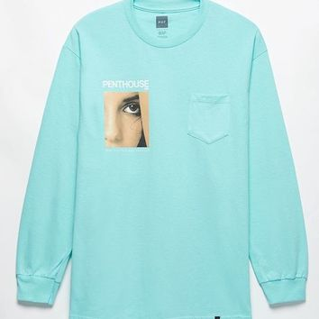 HUF x Penthouse May 1981 Long Sleeve Pocket T-Shirt at PacSun.com