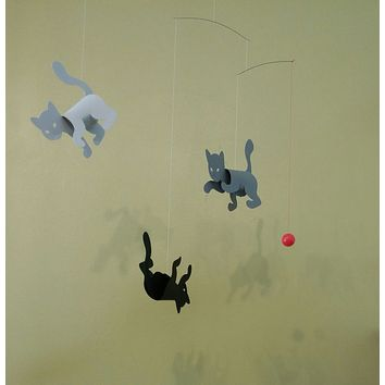 Kitty Cats - Flensted Mobile