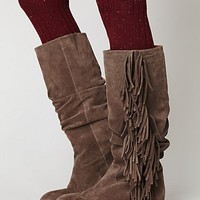 Free People Tory Fringe Boot