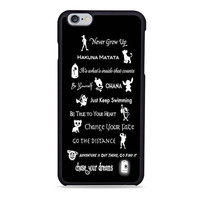 Disney Lessons Learned for iPhone cases