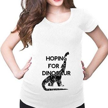HappyBerry Women Maternity T Shirt Funny Graphic Tee Cute Tops for Pregnancy