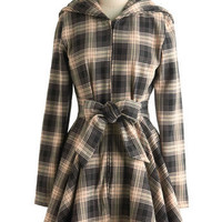 Fashionable in the Fog Coat | Mod Retro Vintage Coats | ModCloth.com