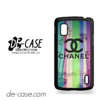 Chanel Panorama For Google Nexus 4 Case Phone Case Gift Present YO